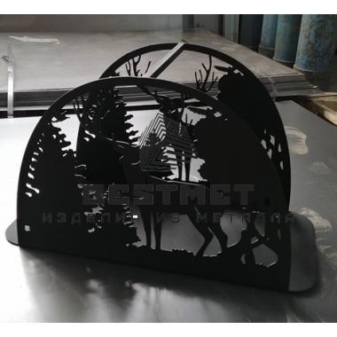 Фигурная лазерная резка по металлу на заказ