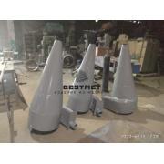 Порошковая покраска изделий тяжелых по весу от 300 кг