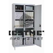 Шкаф для документов ШМ-Доф-100(50) металлический архивный