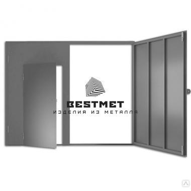 Гаражные ворота ВГМ-3