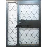 Решетчатая дверь ДМР-140