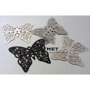 Сувенир из металла бабочка