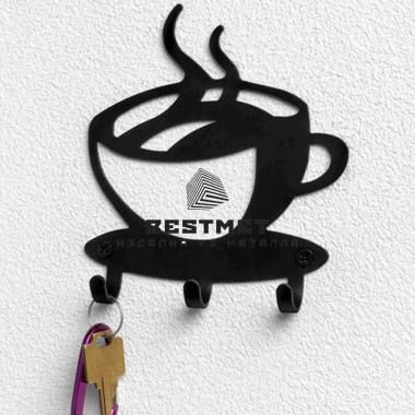 Купить Ключница Кофе