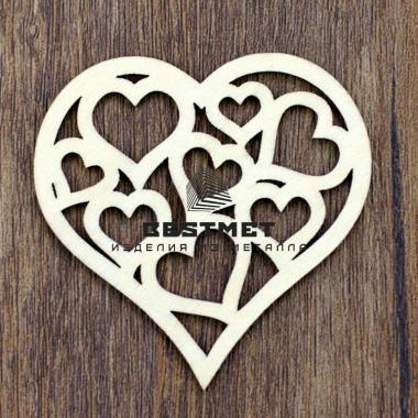 Купить Панно Сердце