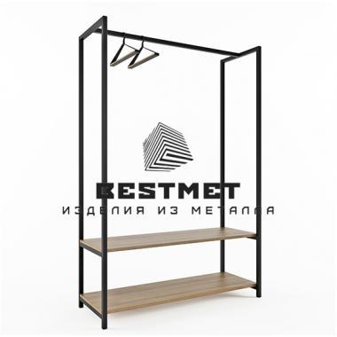 Купить вешалку - стелаж в интернет магазине BESTMET.RU