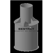 Пескоуловитель промышленный ПЭ-3,5-500 вертикальный