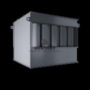Циклон батарейный БЦ-2-4Х(3+2)