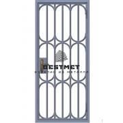 Решетчатая дверь, тамбурная ДМР-020