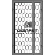 Решетчатая дверь ДМР-130