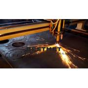 Лазерная резка меди, алюминия толщиной до 5 мм
