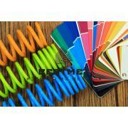 Окрашивание порошковой краской по цветовой гамме RAL