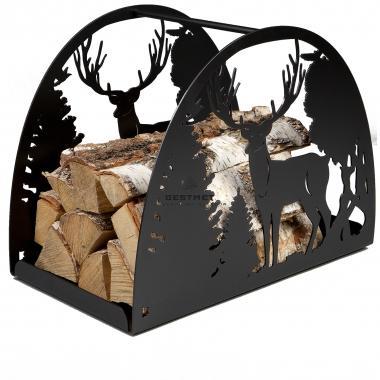 Купить Дровницу олени